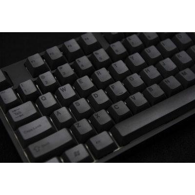 GeekKeys Dark Grey Dyesub Thick PBT Full Keyset - GeekKeys
