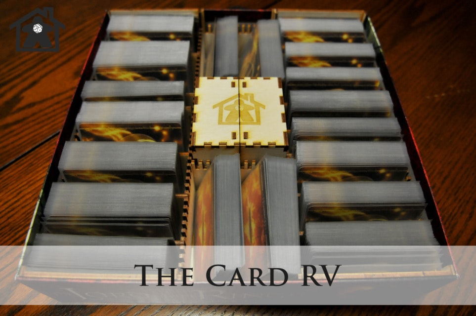 The Card RV (compatible with LCG™ Games ) - Meeple Realty