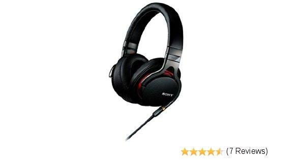 Sony MDR-1A Headphone - Black: Amazon.ca: Electronics