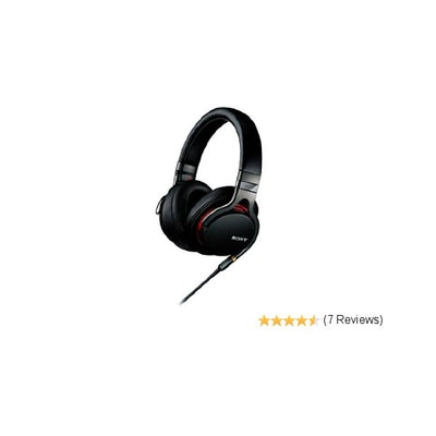 Sony MDR-1A Headphone - Black: Amazon.ca: Electronics