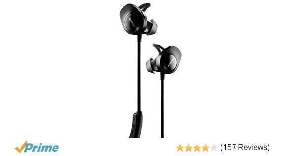 Amazon.com: Bose SoundSport Wireless Headphones, Black: Electronics