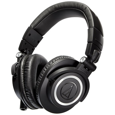 ATH-M50x Professional Monitor Headphones || Audio-Technica US