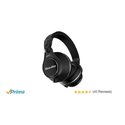 Amazon.com: Bluedio U Plus (UFO) Pro Extra Bass Wireless Bluetooth PPS12 Drivers
