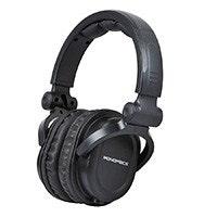 Premium Hi-Fi DJ Style Over-the-Ear Pro Headphone - Monoprice.com