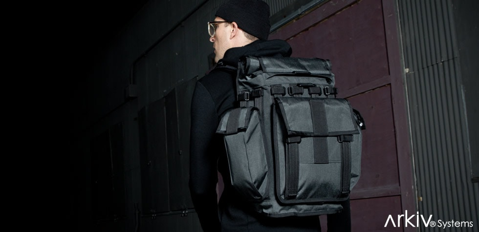 Build Your VX / R8 Modular Arkiv Field Backpack With Your Ideal Kit of Weatherpr