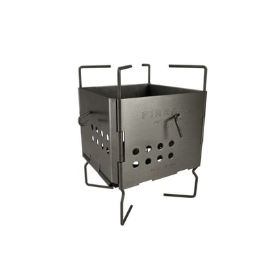 "Gen2 Folding Firebox Nano Ultralight Backpacking 3"" Stove"