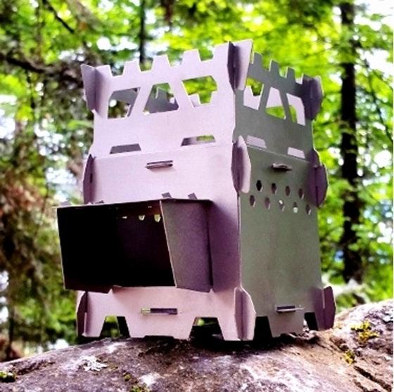 CORE  FRAG - Ultimate - Titanium Stove