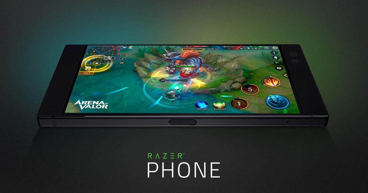 Smartphone for Gamers - Razer Phone