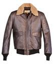 Cowhide Bomber Jacket - Schott NYC