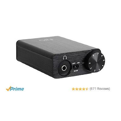 Amazon.com: FiiO E10K USB DAC and Headphone Amplifier (Black): Cell Phones & Acc