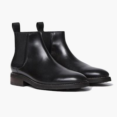 Men's Black Duke Chelsea Boot | Thursday Boot Company                     A