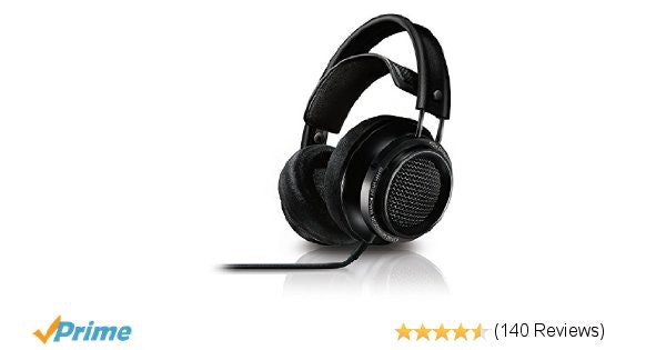 Philips Fidelio X2 Hi-Res Headphones Premium Design: Amazon.co.uk: Electronics