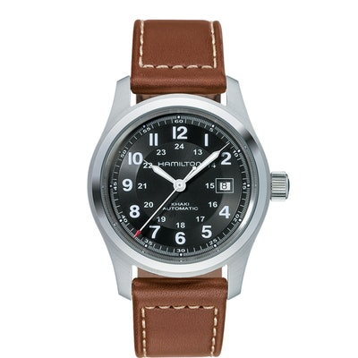 Auto 42mm | Khaki Field - Mens| Hamilton Watches