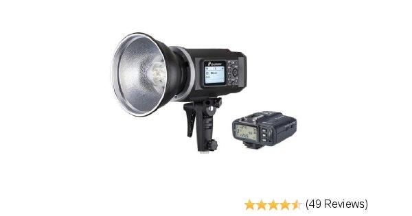 Flashpoint XPLOR 600 HSS TTL Battery-Powered Monolight with Built-in R2 2.4GHz R