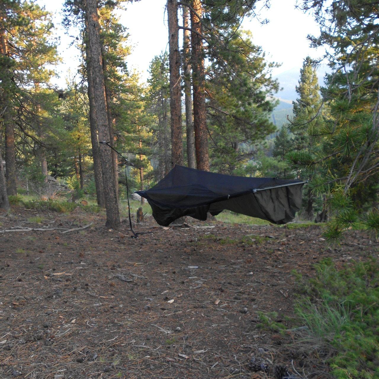 Flat Sleeping Hammock | Ridgerunner | Warbonnet Outdoors Warbonnet Outdoors