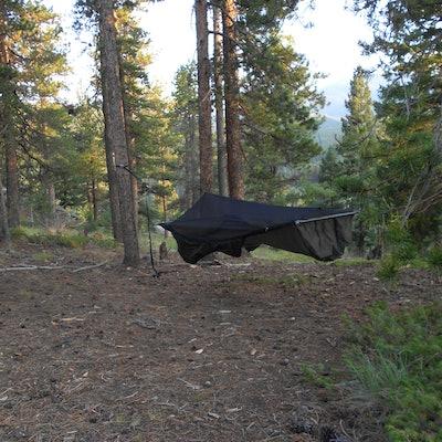 Flat Sleeping Hammock   Ridgerunner   Warbonnet Outdoors Warbonnet Outdoors
