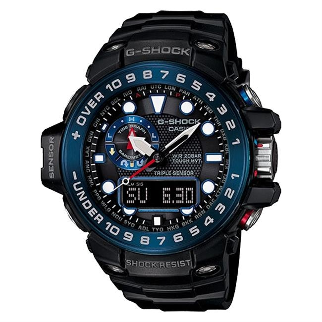 Casio Tactical Master of G Gulfmaster GWN1000B @ TacticalGear.com