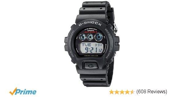 Amazon.com: G-Shock GW6900-1 Men's Tough Solar Black Resin Sport Watch: Casio G-