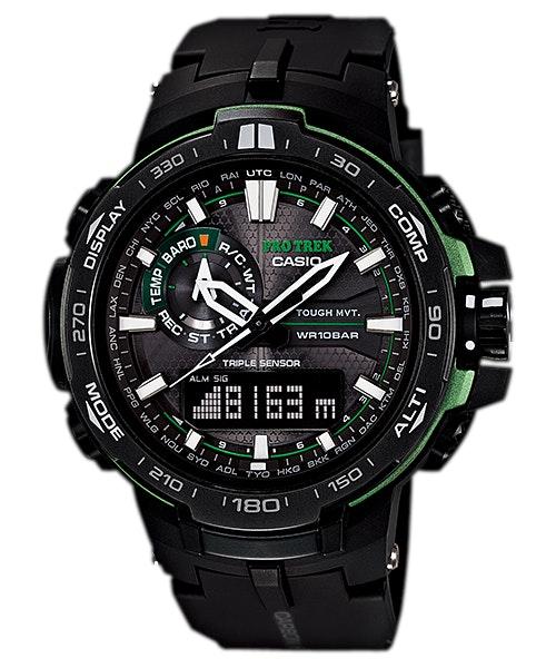 PRW-6000Y-1A | PRO TREK | Timepieces | CASIO