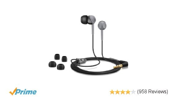 Amazon.com: Sennheiser CX200 Twist-to-Fit Earbuds: Home Audio & Theater