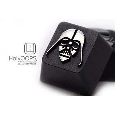 HolyOOPS Darth Vader Aluminum Keycap - GeekKeys