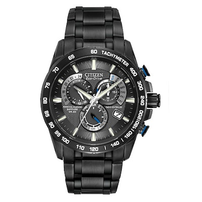 Citizen Citizen Eco-Drive  Perpetual Chrono A-T AT4007-54E Atomic Timekeeping