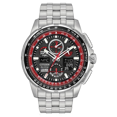 Citizen Citizen Eco-Drive  Red Arrows Skyhawk A-T JY8059-57E Atomic Timekeeping