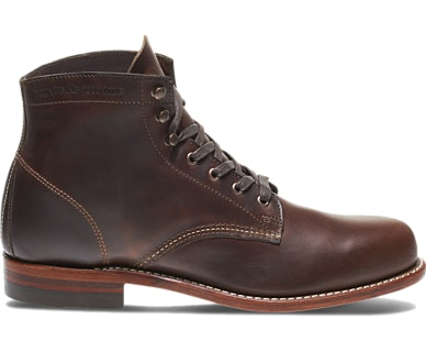 Men - Original 1000 Mile Boot - Brown   Wolverine