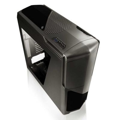 NZXT Phantom 630 Windowed Edition Gunmetal - PC Computer Gaming Case - NZXT