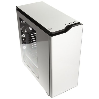 NZXT H440 Mid Tower Case White/Black with Window
