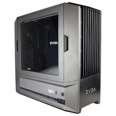 EVGA DG-87 Full Tower, K-Boost, Hardware Fan Controller, Gaming Case
