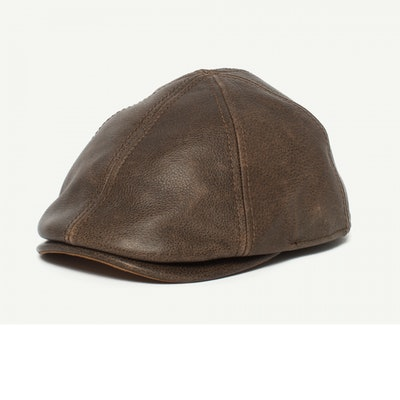 Fortunato Liberati Leather Newsboy Cap   Goorin Bros. Hat Shop