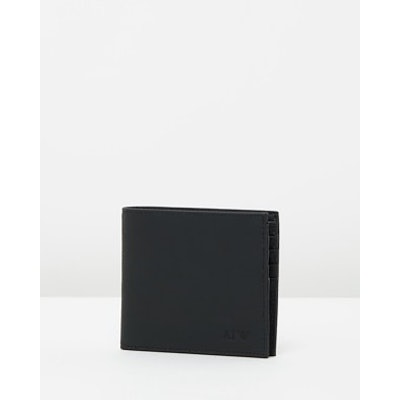 Small Bifold Wallet by Armani Jeans Online | THE ICONIC | Australia