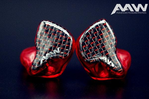 Advanced AcousticWerkes A3H Pro Triple Driver Hybrid Custom In-Ear Mon | Null Au