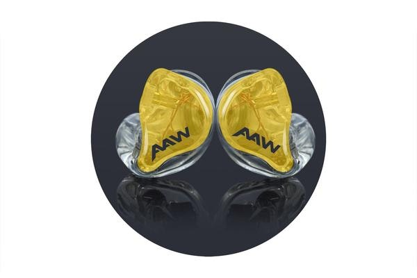 Advanced AcousticWerkes W900 Reference Hybrid Custom In-Ear Monitor