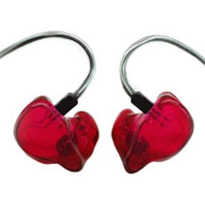 Eartech Dual Driver Custom IEM - EarTech Music