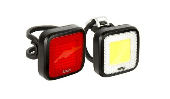 Knog Blinder Mr. Chips Front and Rear lights