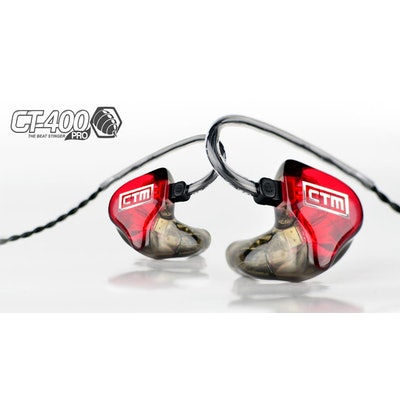 Clear Tune Monitors | Custom In-Ear Monitors | CT-400 Pro