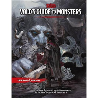 Volo's Guide to Monsters: Wizards RPG Team: 9780786966011: Amazon.com: Books