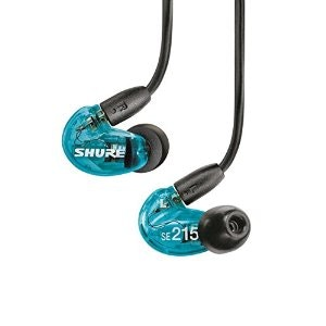 SHURE Sound Isolating Earphones SE215 Special Edition transformer graphics Lucen