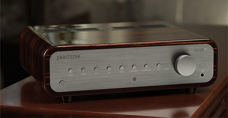 Peachtree nova150  Audio Amplifier with DAC