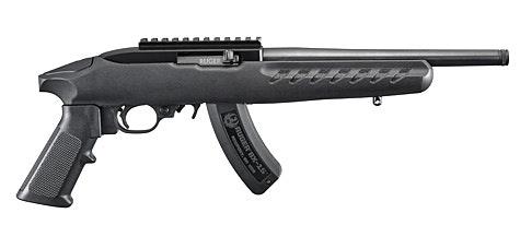Ruger® 22 Charger™ * Rimfire Pistol Model 4923