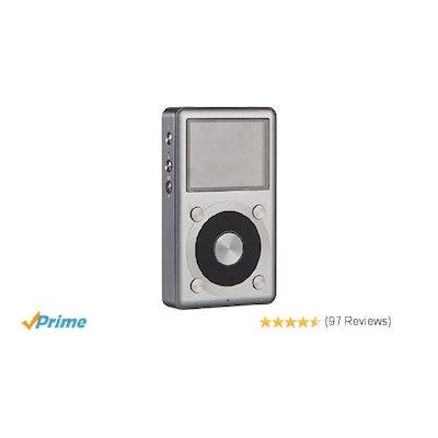 Amazon.com : FiiO X3-II High Resolution Music Player (2nd Generation) : MP3 Play