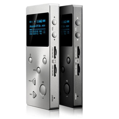 XDUOO X3 Professional Lossless music MP3 HIFI Music Player with HD OLED Screen S