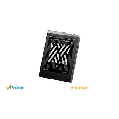 Cowon Plenue D High Resolution Music Player 32GB (Silver/Black): MP3