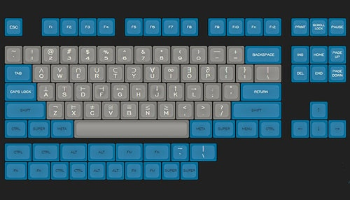 "SA ""Symbiosis"" Keycap Set - Pimpmykeyboard.com"
