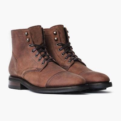 Men's Terracotta Captain Boot - Thursday Boot Company                     A