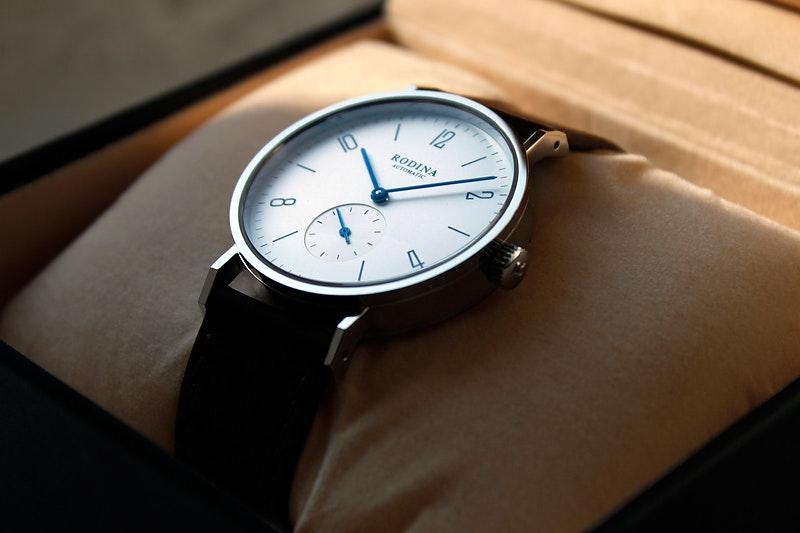 Rodina Automatic Wrist Watch