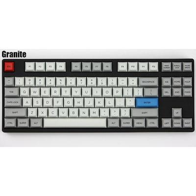 """DSA """"Granite"""" Keyset - Pimpmykeyboard.com"""
