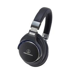 Audio Technica ATH-MSR7 | MSR7 Over-Ear Headphones NZ | ATH-MSR7BL | The Listeni